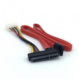8WR CAB SATA POWER-15PIN-MOLEX-7PIN