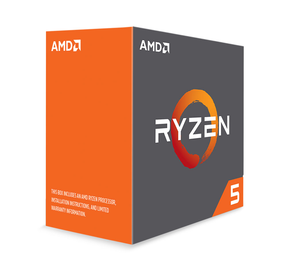 AMD CPU RYZEN5-1500X