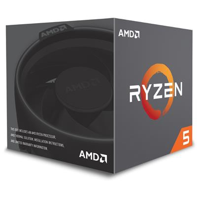 AMD CPU RYZEN5-1600