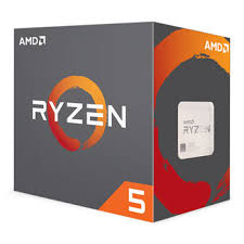 AMD CPU RYZEN5-1600X