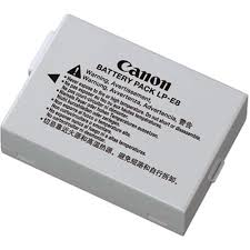 CAN ACC LPE8-BATTERY-EOS550D