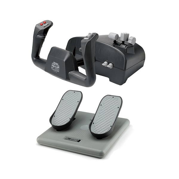CHP ACC FLIGHT-PEDALS-AVIATOR-PACK