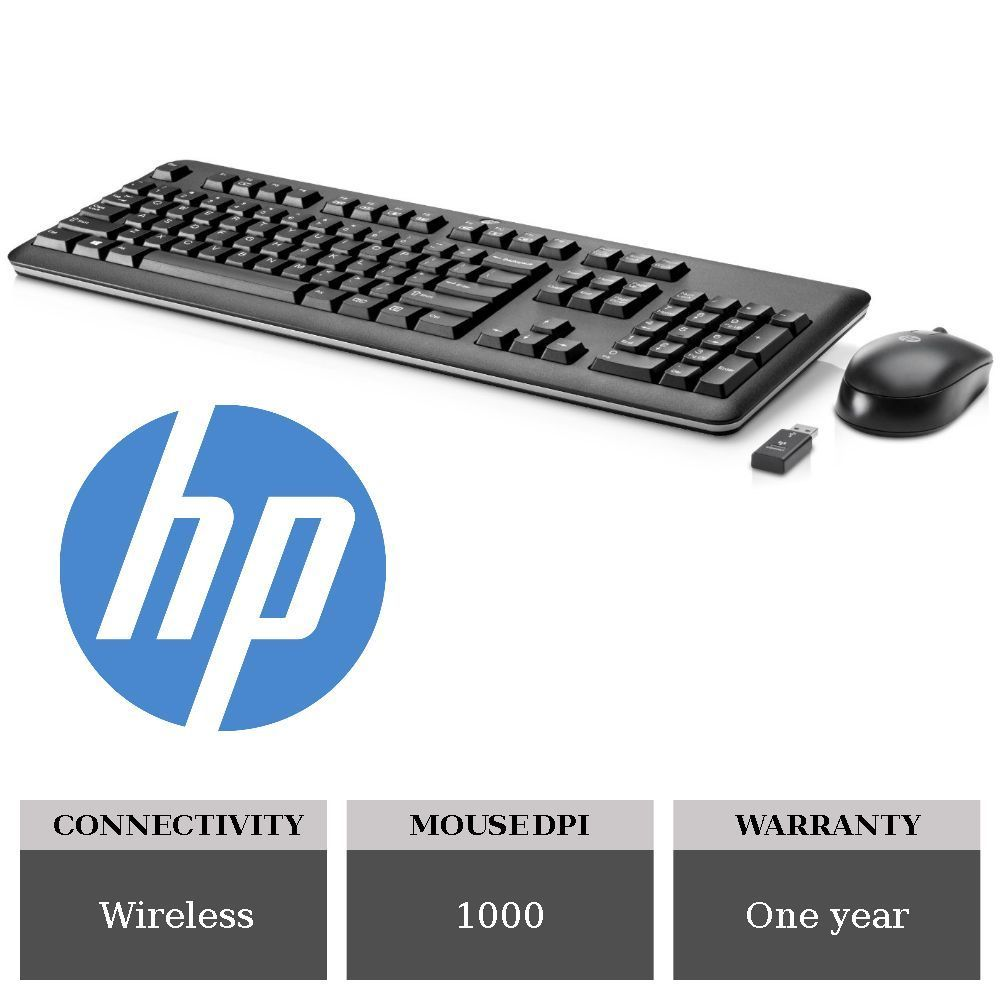 HPL KBD WIRELESS-COMBO-QY449AA