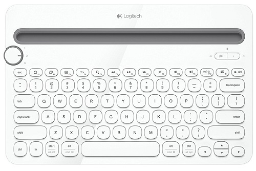 LOG KBD K480-WHT