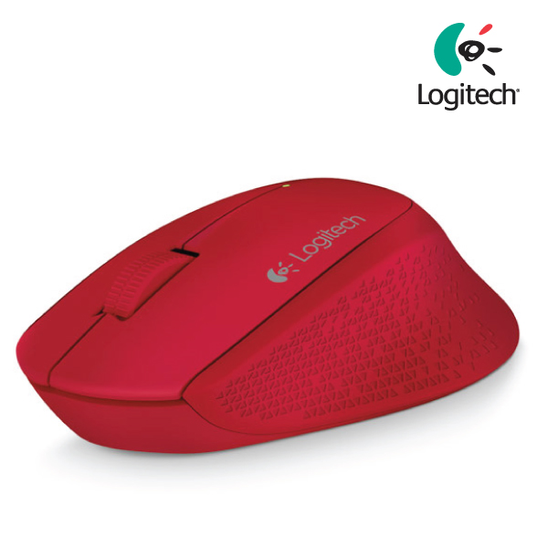 LOG MSE M280-RED
