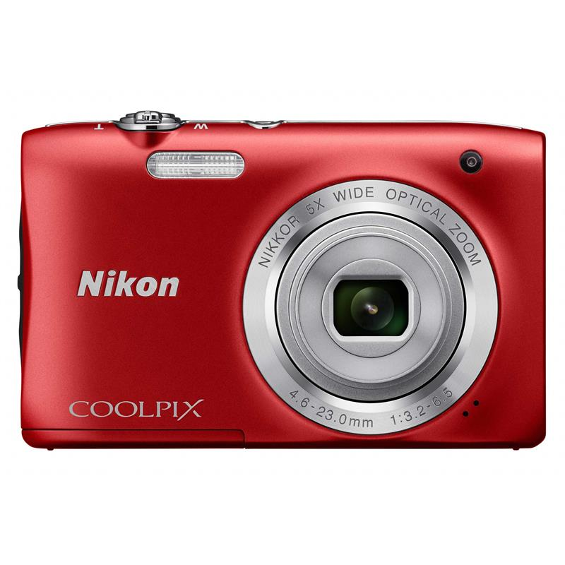NIK CAM COOLPIX-L31-RED