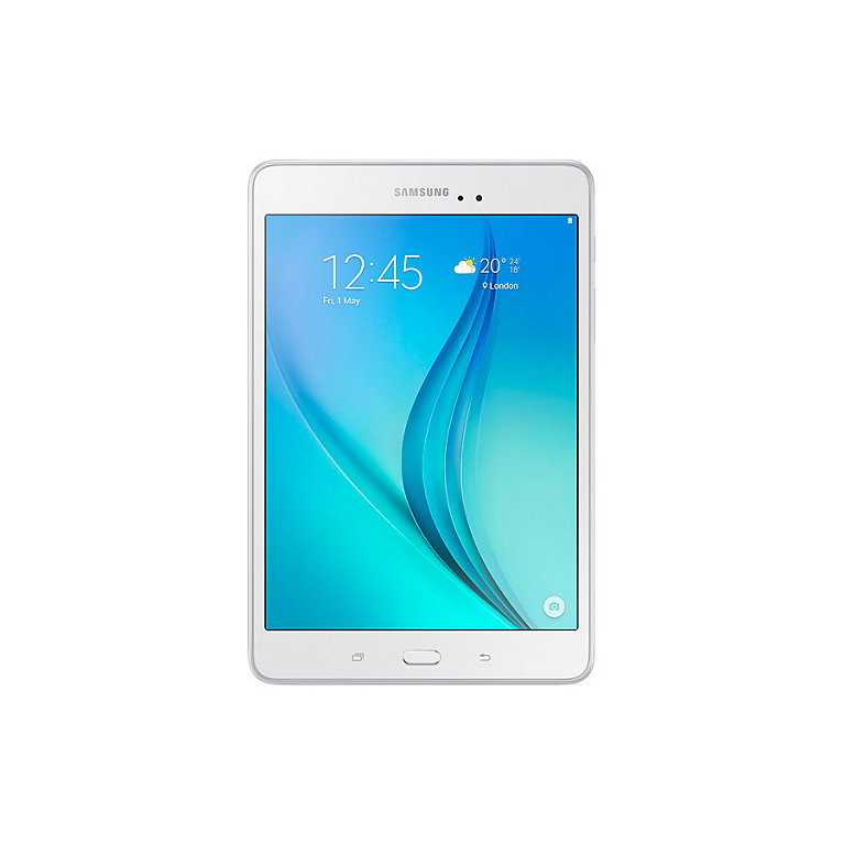 SAM TAB GALAXY-A-16GB-8-WIFI-WHITE