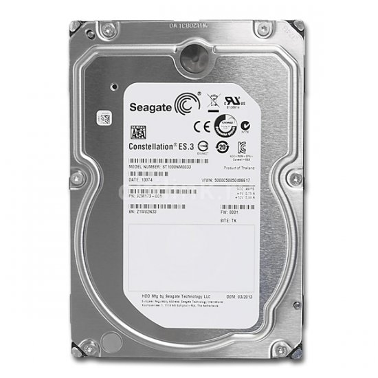 SGT HDD SATA-1TB-ST1000NM0033