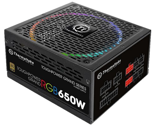 THM PSU 650W-TOUGH-GRAND-RGB-GOLD