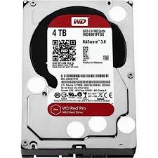 WDD HDD SATA-4TB-RED-WD4002FFWX