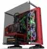 THM CAS CORE-P3-TEMPERED-GLASS-RED