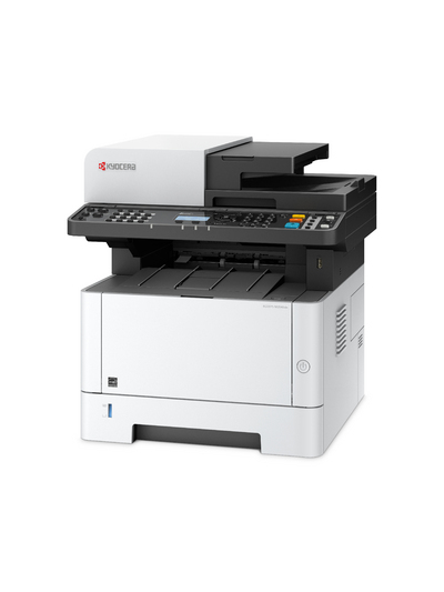 Kyocera M2040DN, ECOSYS  A4 MONO LASER MFP- PRINTSCANCOPY (40PPM), Dual scan, 1,200 dpi printing resolution, Compact design with low-noise printing,